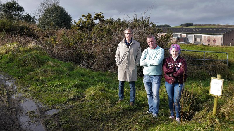 RTE : Locals fear pollution risk after plastics factory gets go-ahead in Skibbereen